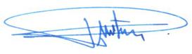 Handtekening Theo Peeters Boxplus
